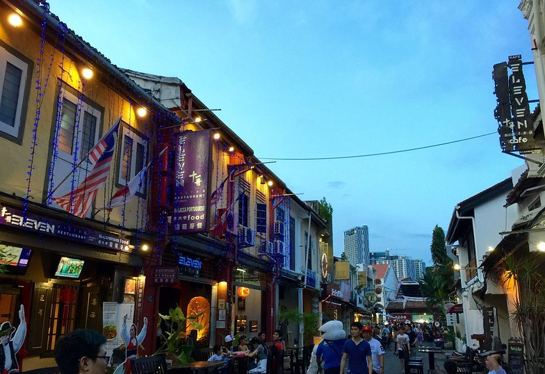 Jalan Hang Lekir y Jalan Sultan