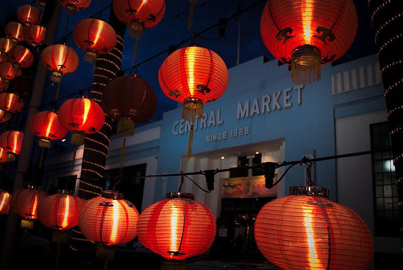 Central Market artesanía Chinatown Kuala Lumpur Malasia