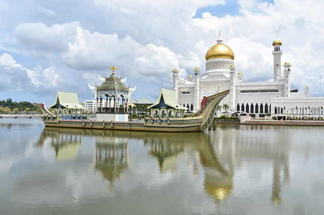 mezquita-brunei