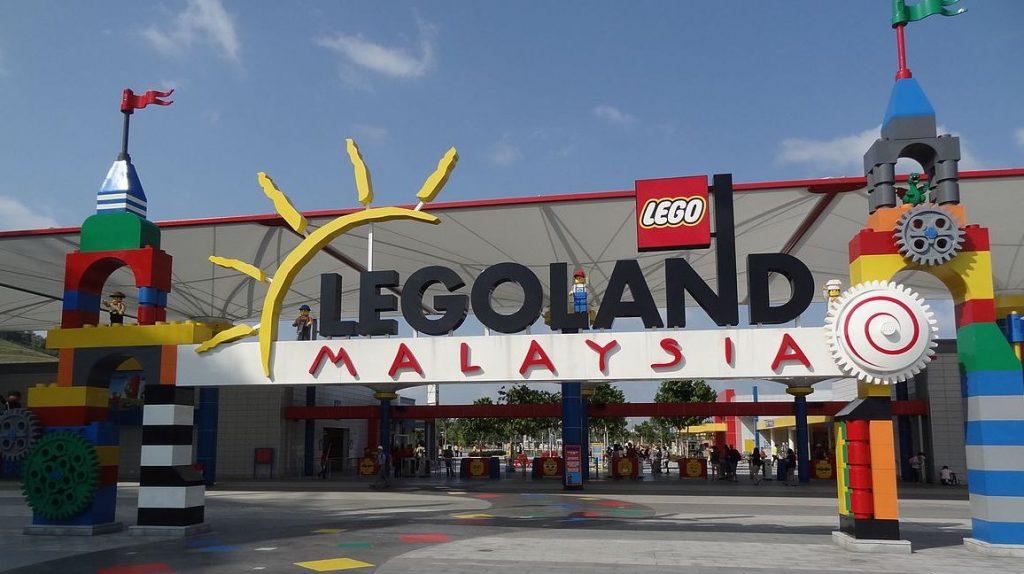 Parque Legoland Malaysia en Malasia Johor