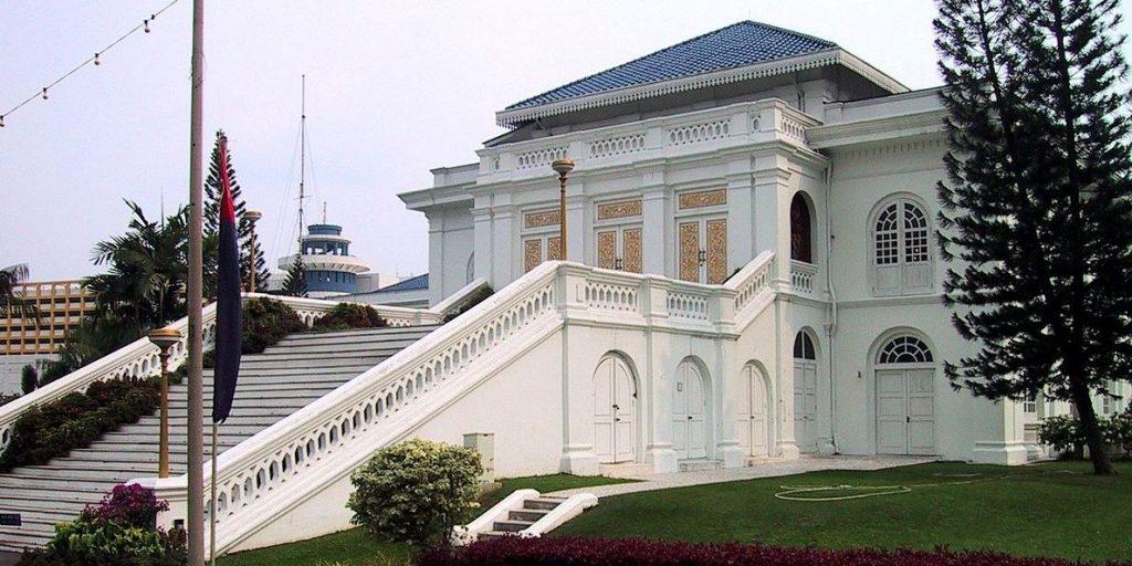 Palacio Real Istana Besar Johor Bahru