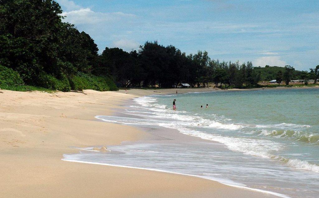 Playa Desaru Malasia Johor