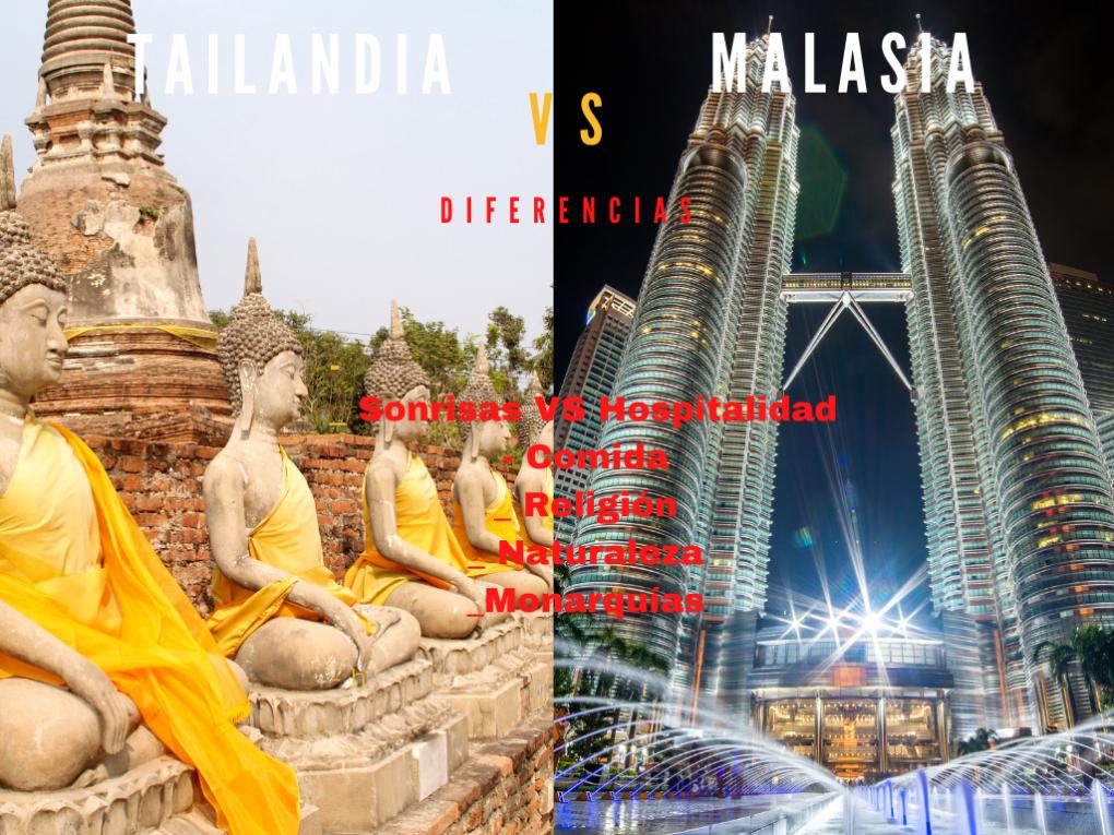 diferencias-entre-tailandia-y-malasia